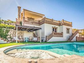 Beautiful Home In Vinuela W/ Wifi, Outdoor Swimming Pool And 3 Bedrooms photos Exterior