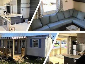 Mobil Home Luminosa / Camping Les Charmette 4* photos Exterior