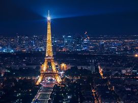 Dream Loft - Spectacular View Of Paris And The Eiffel Tower photos Exterior