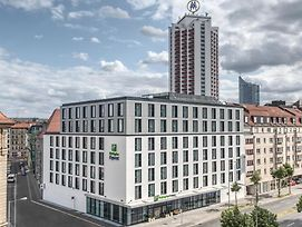 Holiday Inn Express Leipzig City Hauptbahnhof photos Exterior