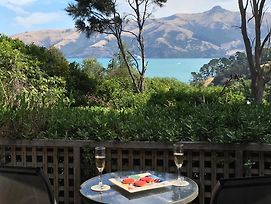 Secluded Getaway - Romantic And Tranquil Akaroa Holiday Home photos Exterior