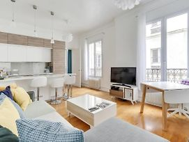 Bright Flat Close To Palais Garnier By Guestready photos Exterior