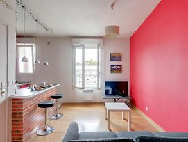 Apartment Near Pere Lachaise - 3 People By Guestready photos Exterior