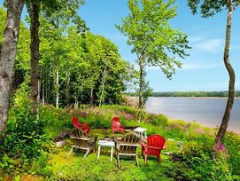 Waterfront Estate On Sheepscot River W/ Large Deck Home photos Exterior