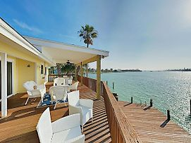 New Listing! Waterfront Gem W/ Private Dock & Pool Home photos Exterior