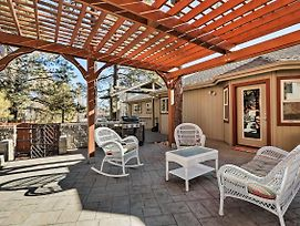Flagstaff Home W/ Gazebo - Golf, Ski, Hike! photos Exterior