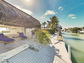 New Listing! Oceanfront Paradise W/ Dock & Beach Home photos Exterior