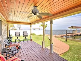New! Waterfront Merritt Island Home W/Private Dock photos Exterior