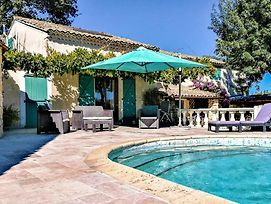 Amazing Home In St Julien De Peyrolas W/ Wifi, Outdoor Swimming Pool And 5 Bedrooms photos Exterior