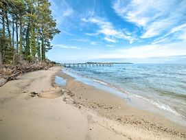 Waterfront Chesapeake Bay Retreat W/Pvt Beach photos Exterior
