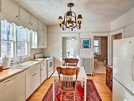 Restored 1930'S Bungalow W/Fire Pit, Walk To Town! photos Exterior