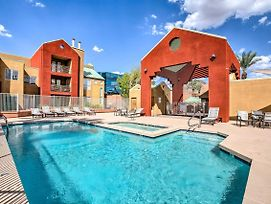 Tempting Tempe Condo W/ Pool, Walk To Campus! photos Exterior