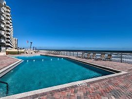 Ocean Lover'S Dream - Steps To Daytona Beach! photos Exterior