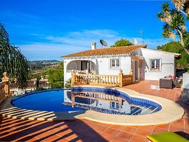 Rada De Moraira Villa Sleeps 6 With Pool And Air Con photos Exterior