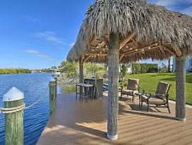 Waterfront Luxury Home With Private Dock, Lanai photos Exterior