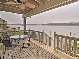 Lake Hamilton Retreat W/View & Prime Location photos Exterior
