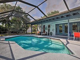 Miami Home W/ Screened-In Pool Mins From Zoo! photos Exterior