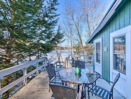 Little Long Pond Cottage: Swim, Fish, Kayak! photos Exterior