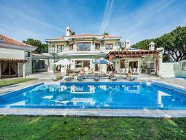 Quinta Do Lago Villa Sleeps 15 With Pool Air Con And Wifi photos Exterior