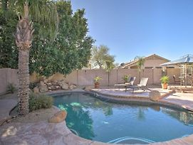 Phx Gem With Game Room And Private Pool - Pets Welcome! photos Exterior