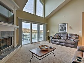 Waterfront Condo On Lake Of The Ozarks W/ 2 Pools! photos Exterior