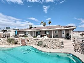 Pet-Friendly Oasis W/Bbq, 2 Mi To Lake Havasu photos Exterior