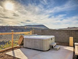 Modern Cliff-Side Apt W/ Hot Tub 21 Miles To Zion! photos Exterior