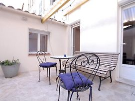 Quiet Apartment Of 38M2 Bright With Pretty Terrace photos Exterior