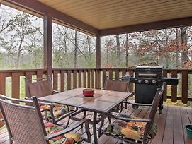 Cozy Cabin, Close To Dollywood & Parkway! photos Exterior