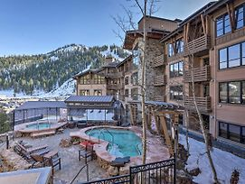 Resort Condo - Ski-In/Ski-Out To Squaw Valley photos Exterior
