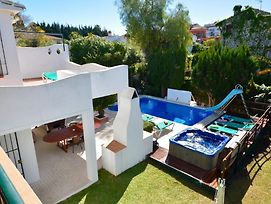 La Cala De Mijas Villa Sleeps 2 With Pool Air Con And Wifi photos Exterior