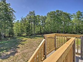 Standish Apartment W/Deck - 2 Mi To Sebago Lake! photos Exterior