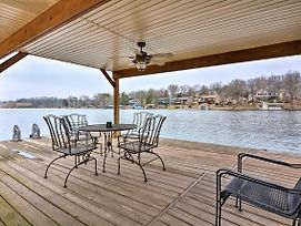 Bella Vista Home With Swim Deck On Loch Lomond! photos Exterior
