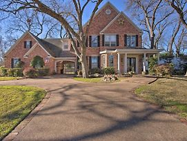 Elegant Home W/Terrace In Historic Waxahachie photos Exterior