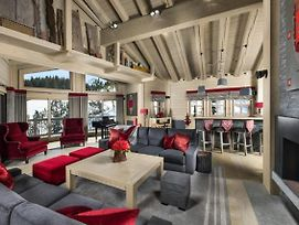 Amazing Cozy Five Bedrooms Chalet Ski-In/Ski-Out, Courchevel 1850 photos Exterior