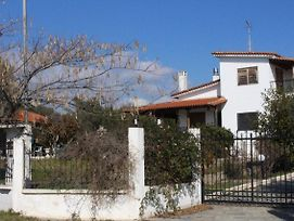 2 Floor Halkidiki Villa 100 Meters From Sea photos Exterior