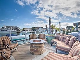 Luxe Channel Island Harbor Home With Boat Dock! photos Exterior