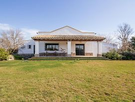 Waterfront Villa In Jerez De La Frontera With Fireplace photos Exterior
