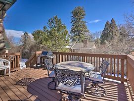 Hiker/Biker Paradise In Quiet Cheyenne Canon! photos Exterior