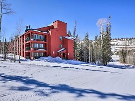 Slopeside Brian Head Condo With Resort Amenities photos Exterior