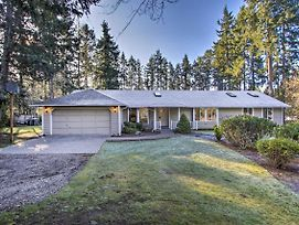 Cozy Home With Hot Tub - 4 Mi To Puget Sound Access! photos Exterior