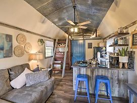 Hot Springs Tiny House W/ Big Personality! photos Exterior