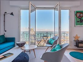 Youcca // Apartment Altaya With Balconies And Sea View In Biarritz photos Exterior