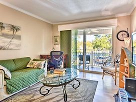 Amenity-Rich St Simons Condo 1 Mi To Beaches! photos Exterior