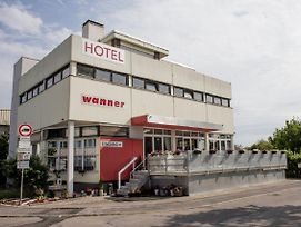 Messe Hotel Wanner photos Exterior