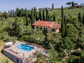 Villa In The Hills With Private Pool And Panoramic View Near A Medieval Castle photos Exterior