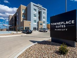 Towneplace Suites By Marriott Hays photos Exterior