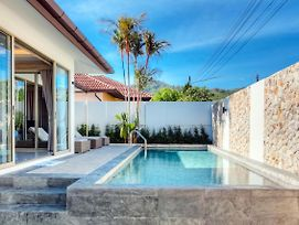 Stylish Brand New 3 Bed Pool Villa Nearby Bangtao Beach photos Exterior