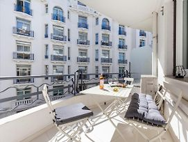 Cannes La Croisette - Wide 2 Bedroom Balcony, Only Steps To Beaches And Palais photos Exterior