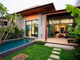 Three Bedroom Onyx Villa Nai Harn photos Exterior